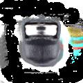 mikronaushnik-black